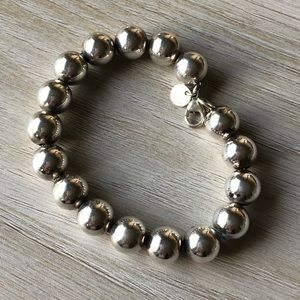 Tiffany & co ball bracelet